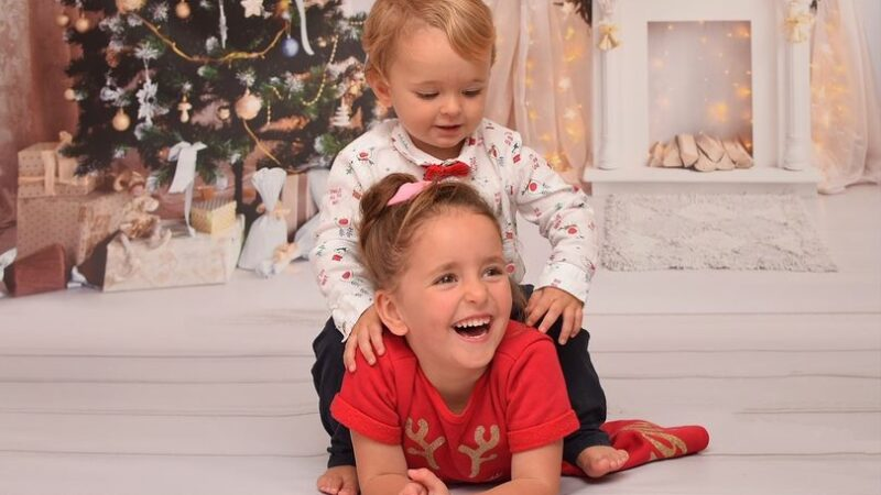 'My kids were born two years apart but no one believes that they're twins'