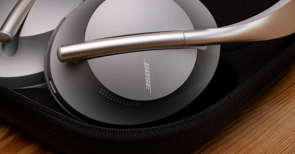 Bose's Noise Cancelling Headphones 700 are at their cheapest price ever for Prime Day